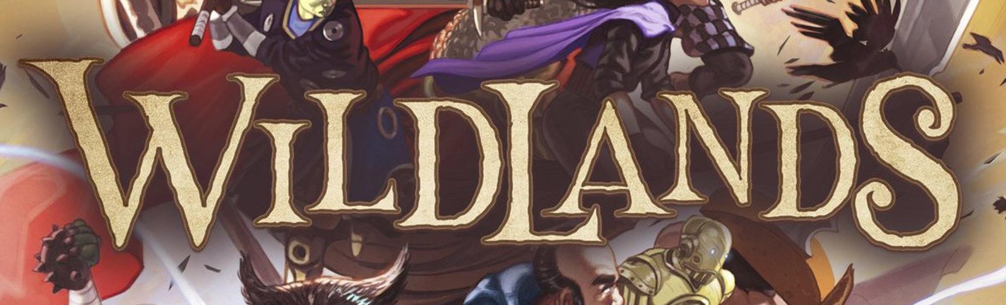 Wildlands: 4-Player Core Set Board Game