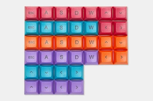 WinMix DSA PBT Dye-Subbed Mods/1U Keycap Set
