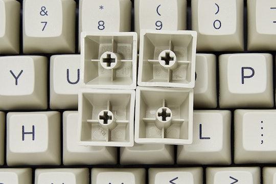 WinMix Retro SA Dye-Subbed Keycap Set