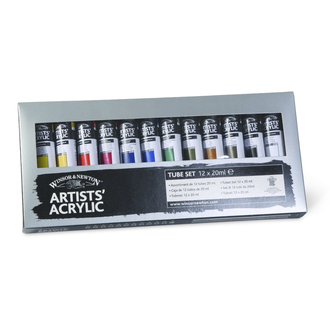Winsor & Newton Artists' Acrylic Color Starter Set