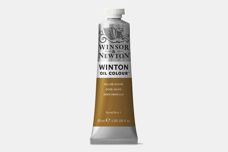 Winsor & Newton Winton Oil Paint Starter Palette