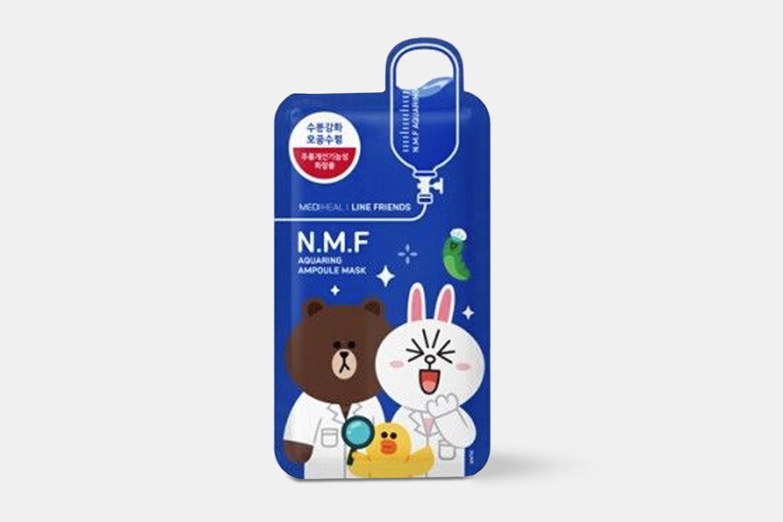 Mediheal Line Friends NMF Aquaring Ampoule Mask