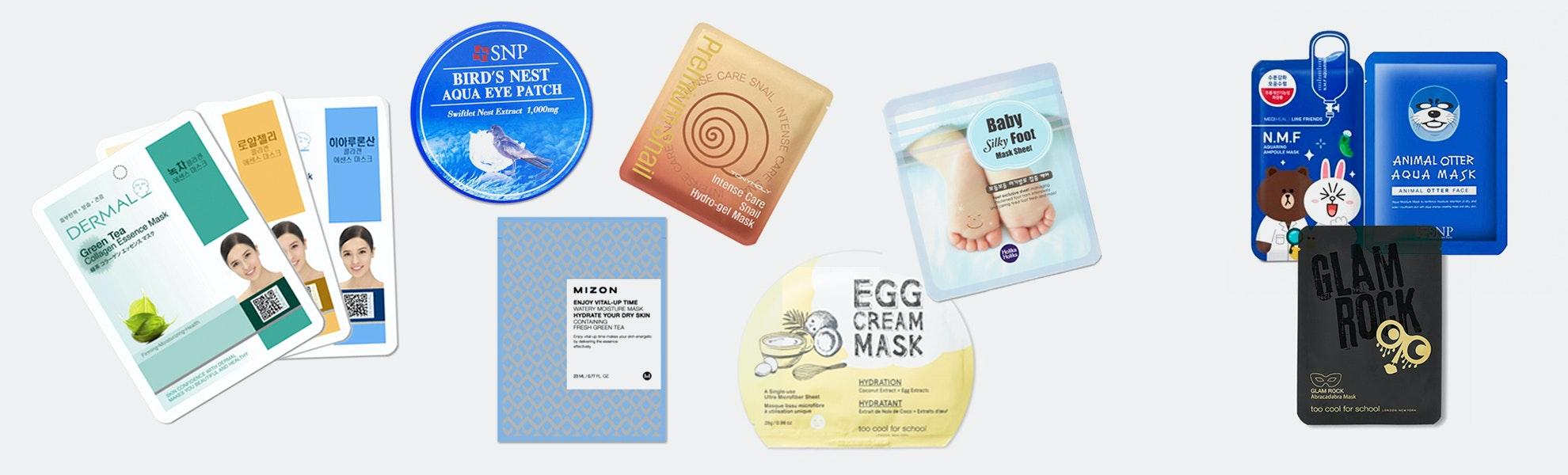 Winter Wonderland Assorted Mask Set (11-Pack)