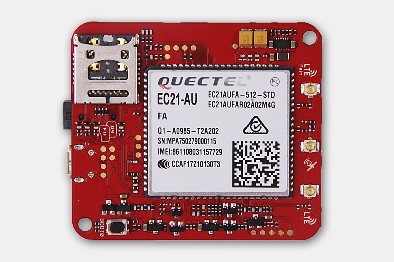Wio LTE IoT GPS Tracker