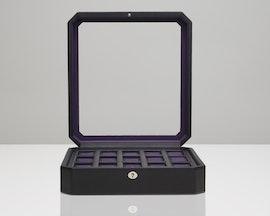 15-Piece Black/Purple (+$20)