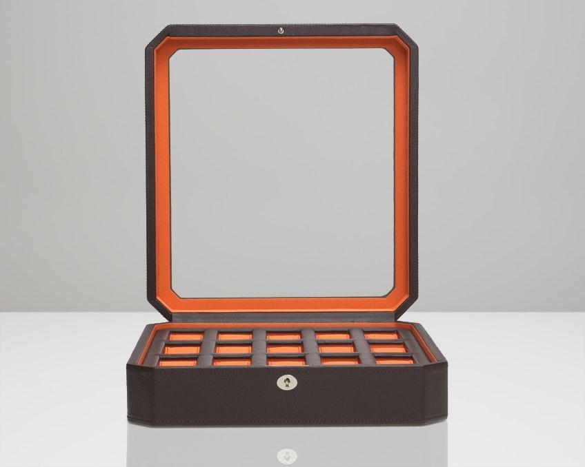 15-Piece Brown/Orange (+$20)