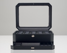 10-Piece Black With Drawer (+$25)