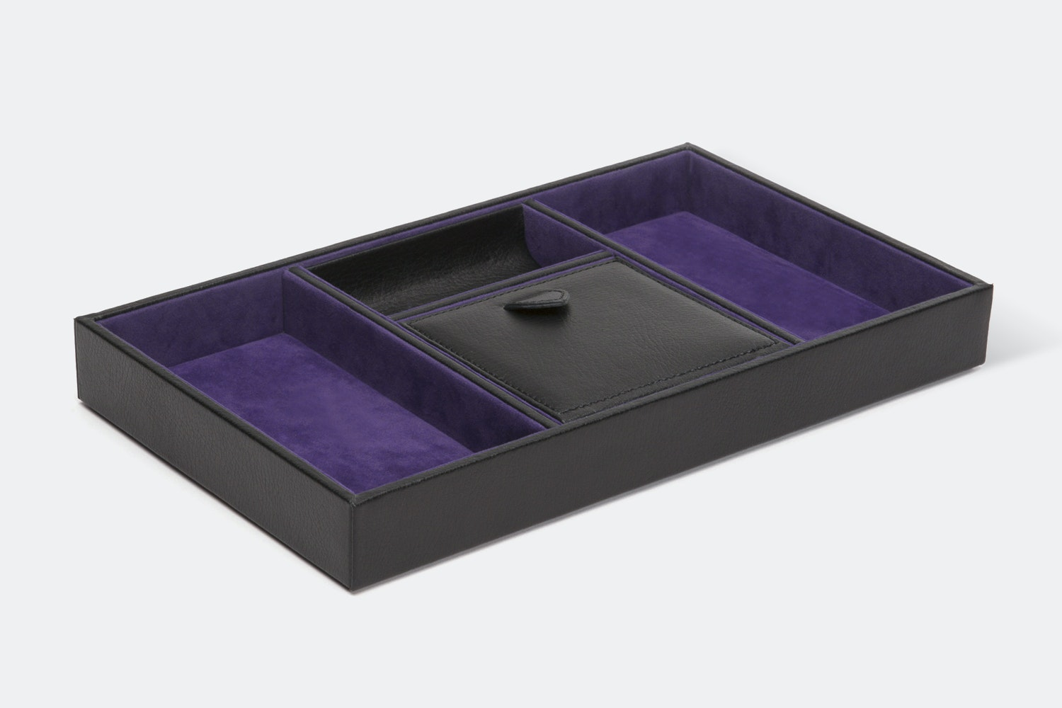 Blake Valet Tray (2018) - Black Pebble