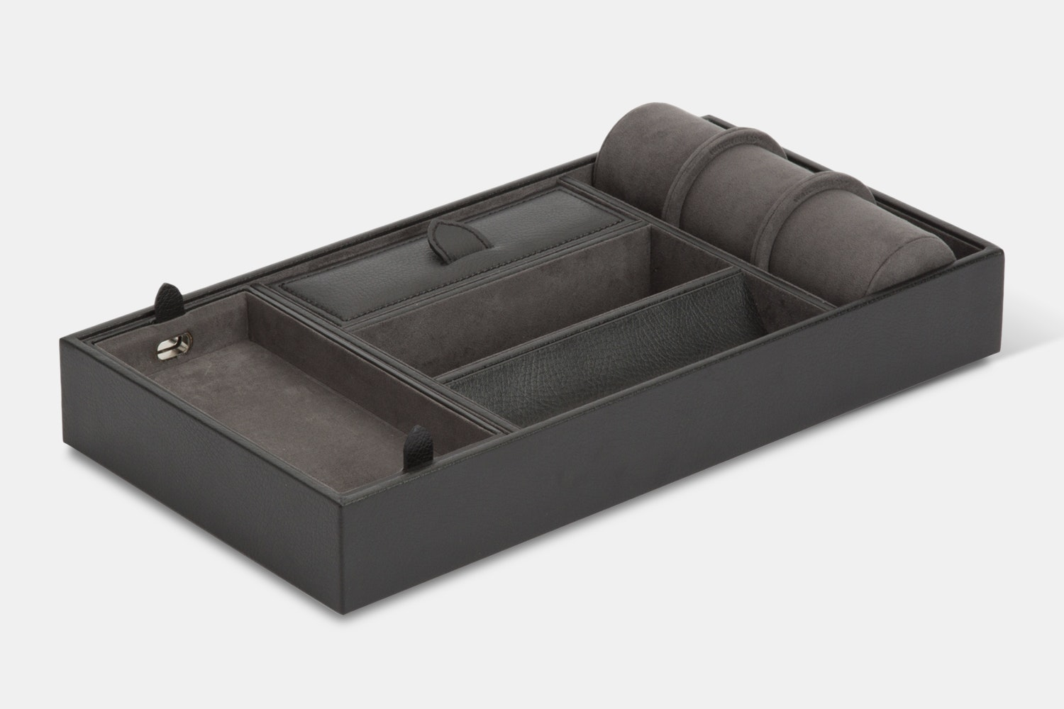 Blake Valet Tray With Cuff (2018) - Grey