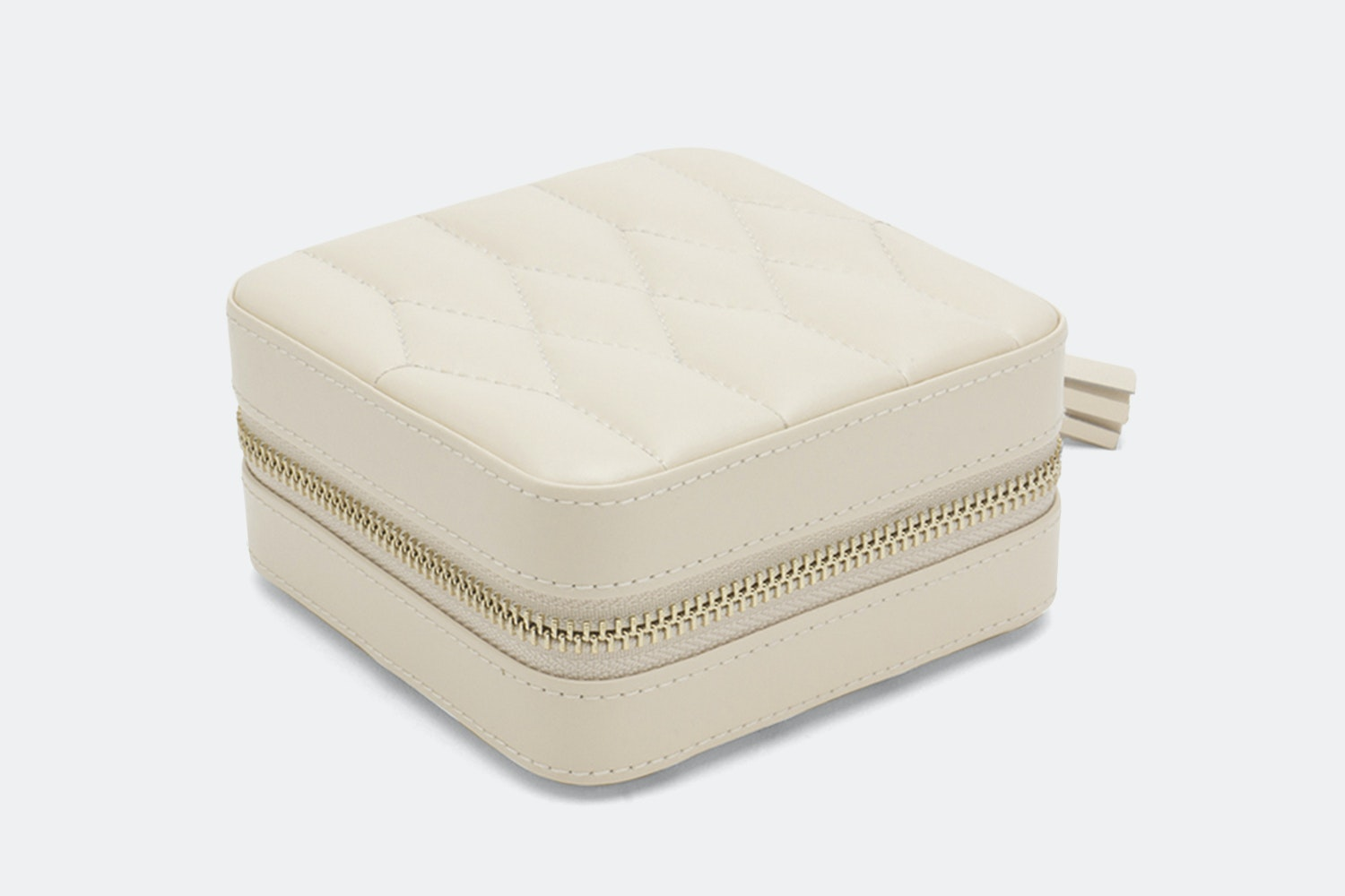 Zip Travel Case | Ivory