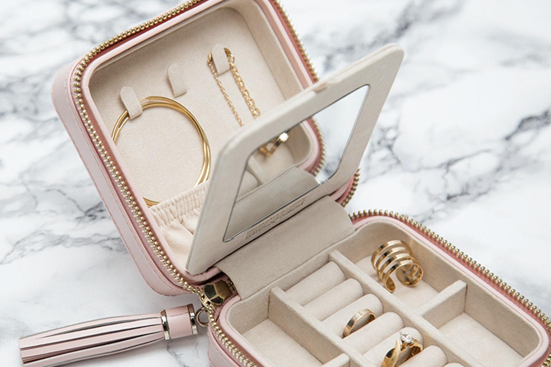 WOLF Caroline Jewelry Cases