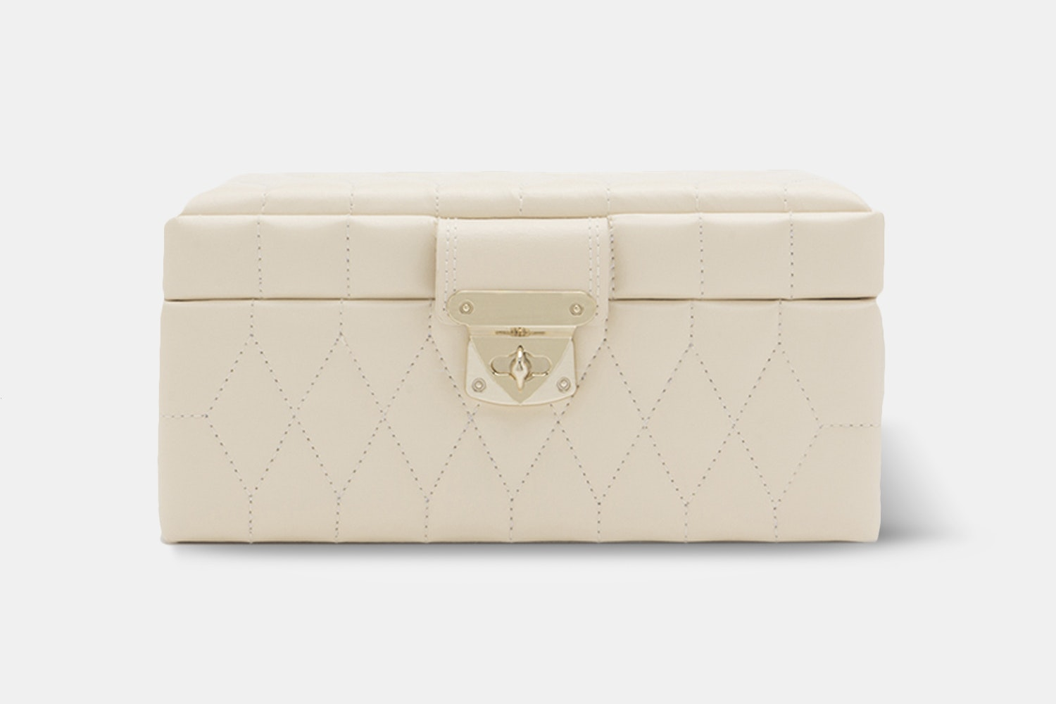 Small Jewelry Case   Ivory (+ $40)