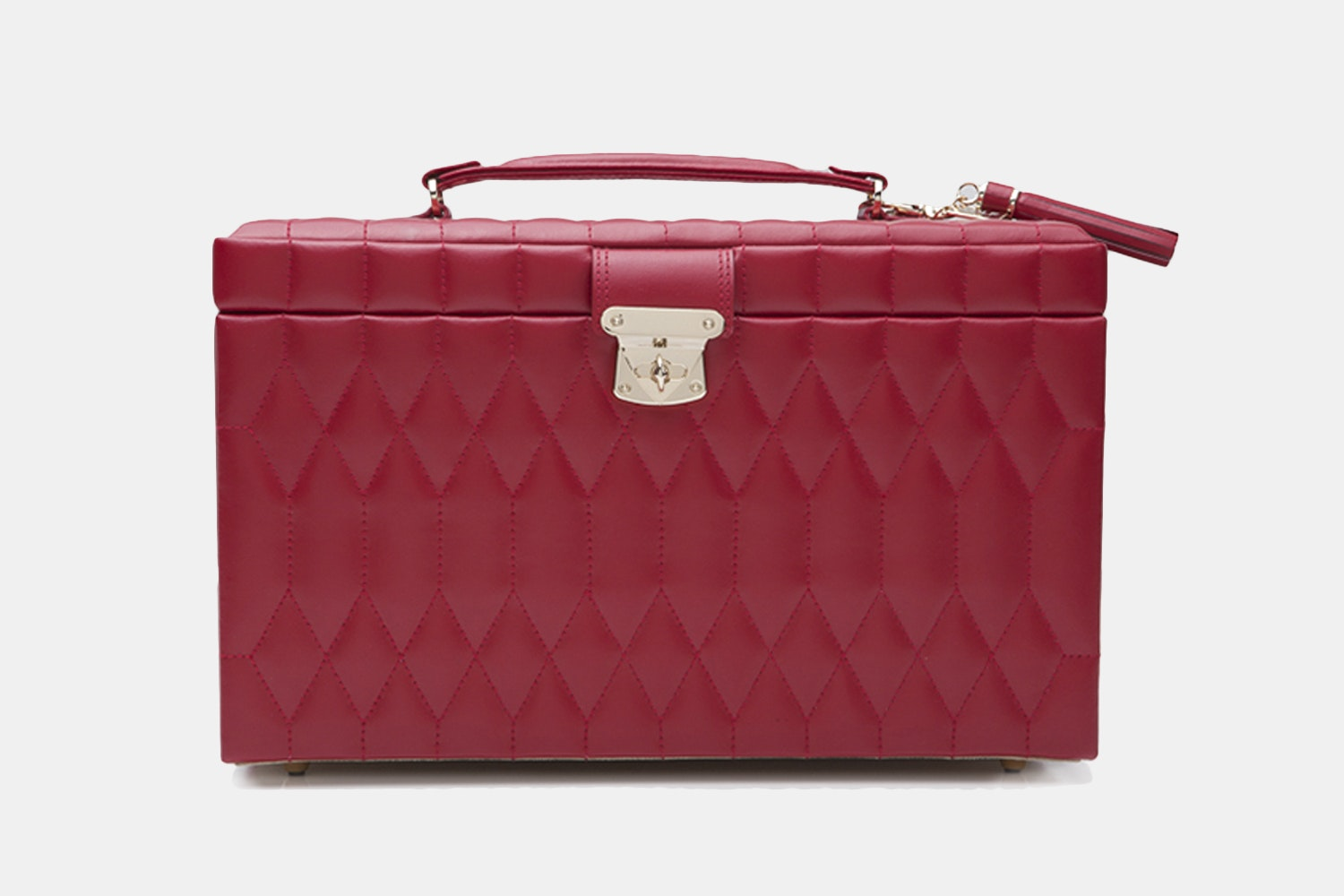 Large Jewelry Case   Red (+ $150)