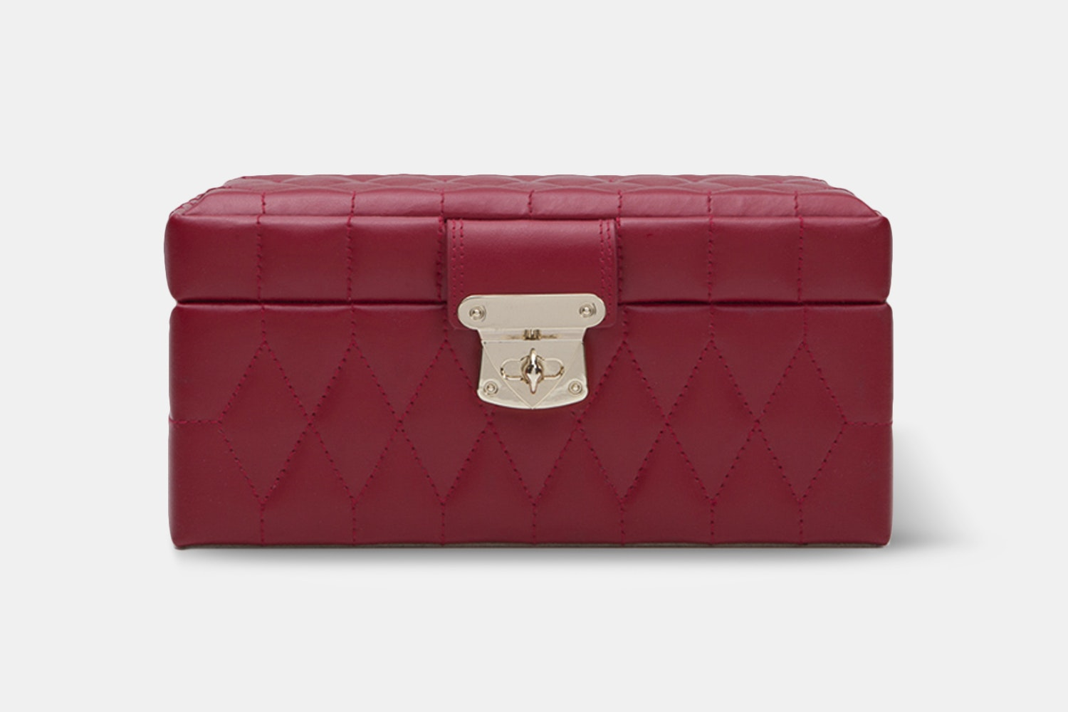 Small Jewelry Case   Red (+ $40)
