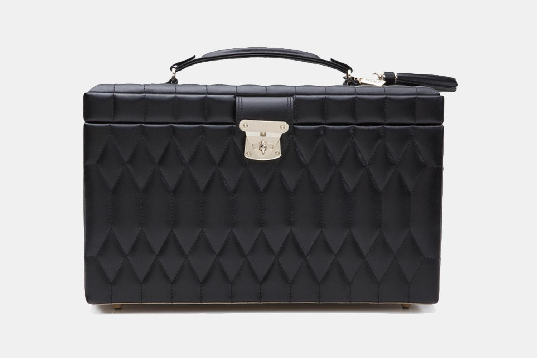 Large Jewelry Case   Black (+ $150)