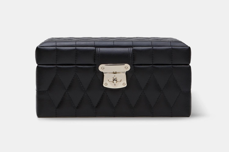 Small Jewelry Case   Black (+ $40)