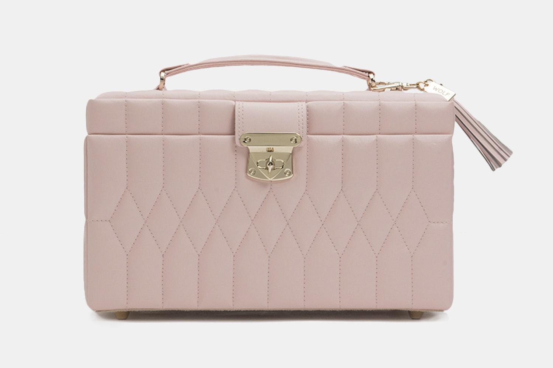 Medium Jewelry Case   Rose Quartz (+ $90)