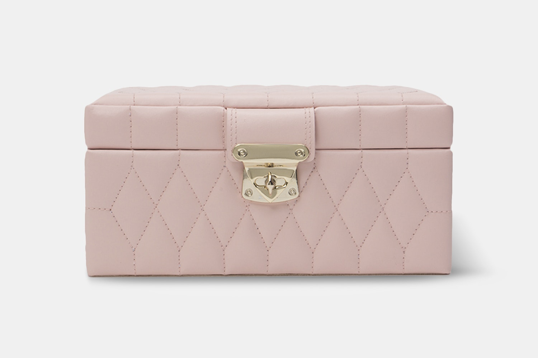 Small Jewelry Case   Rose Quartz (+ $40)
