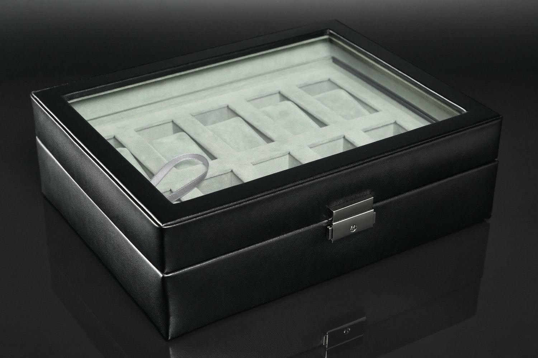 WOLF Heritage Watch Box