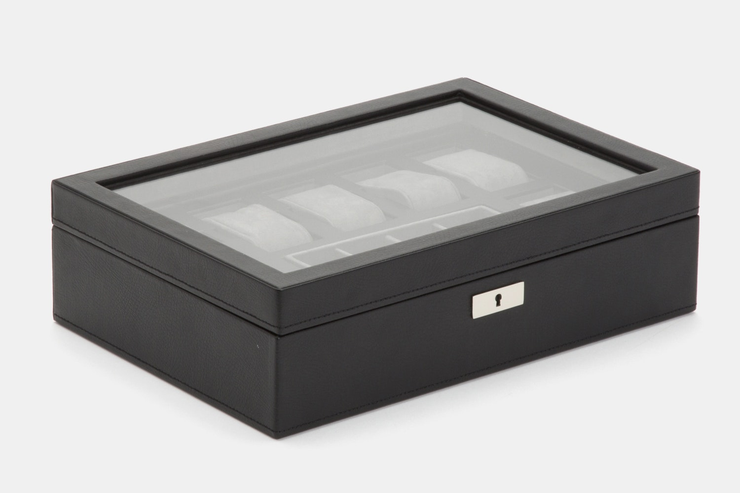 Howard Watch Box - Black (+$30)