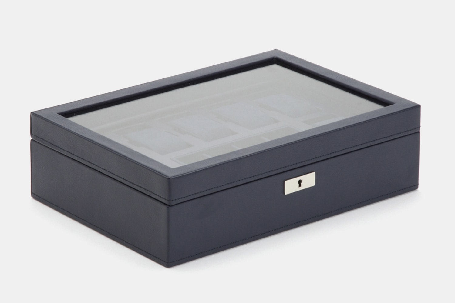 Howard Watch Box - Navy (+$30)