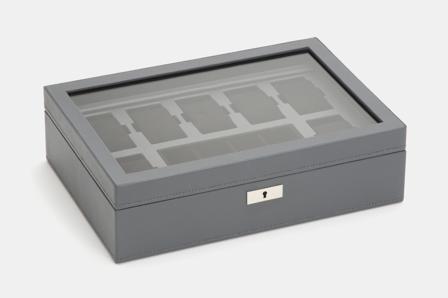 Howard Watch Box - Gray (+$30)