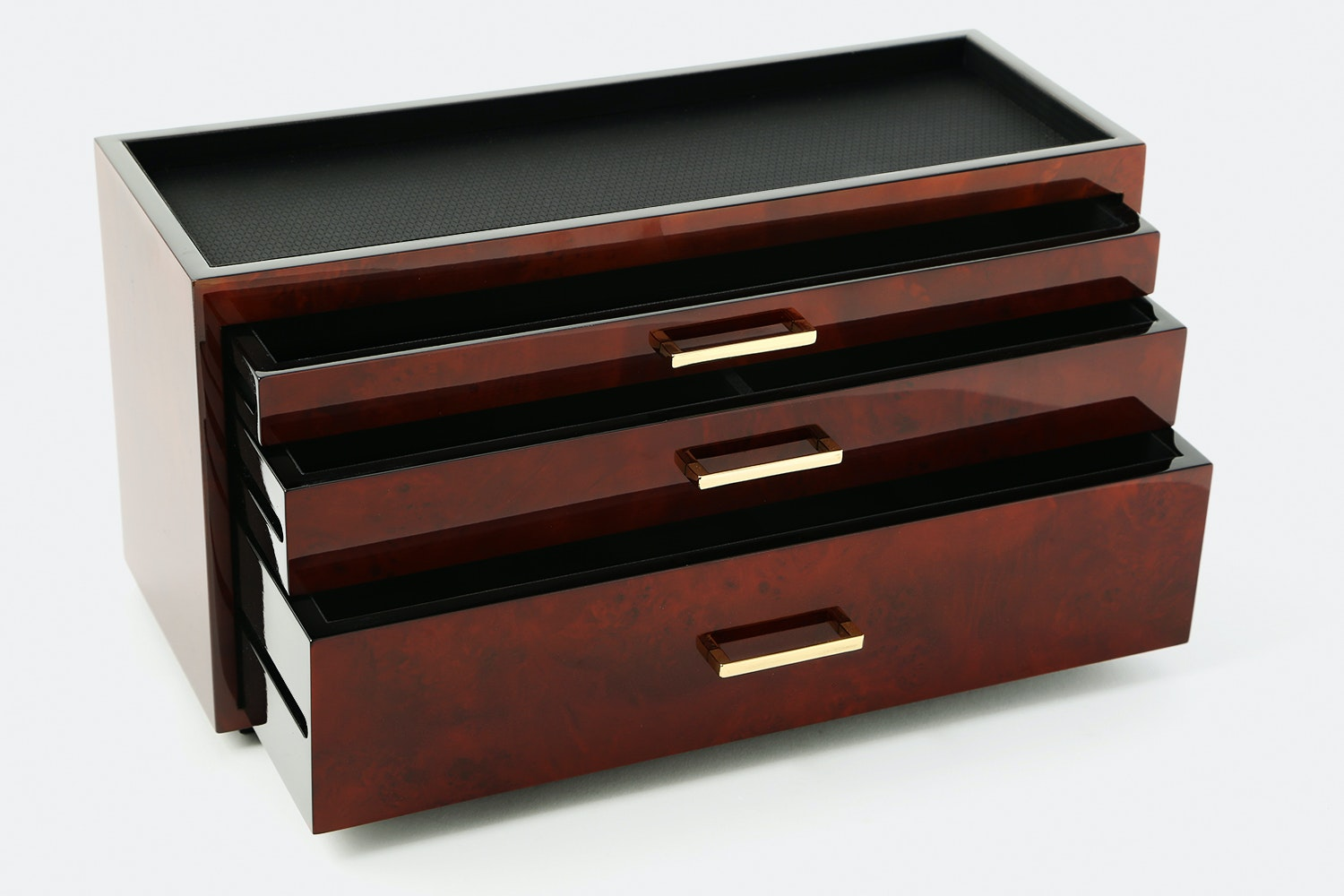WOLF Meridian Watch Box