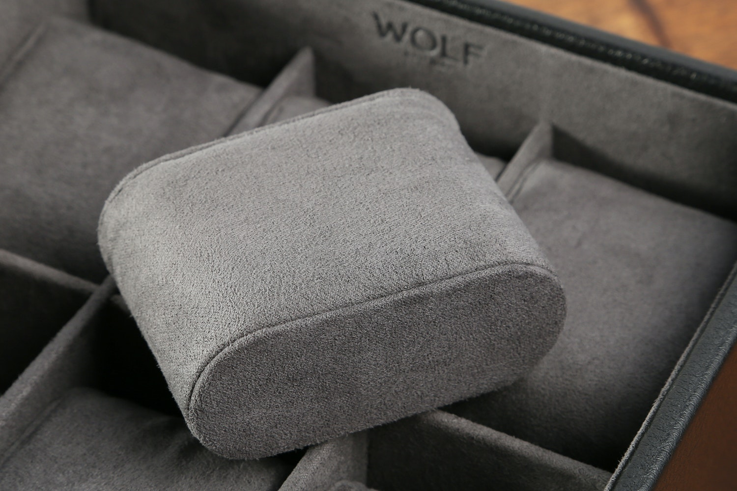 WOLF Stackable Watch Tray