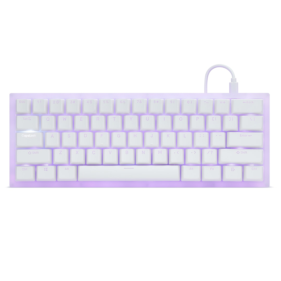 Womier K61 RGB 60% Mechanical Keyboard