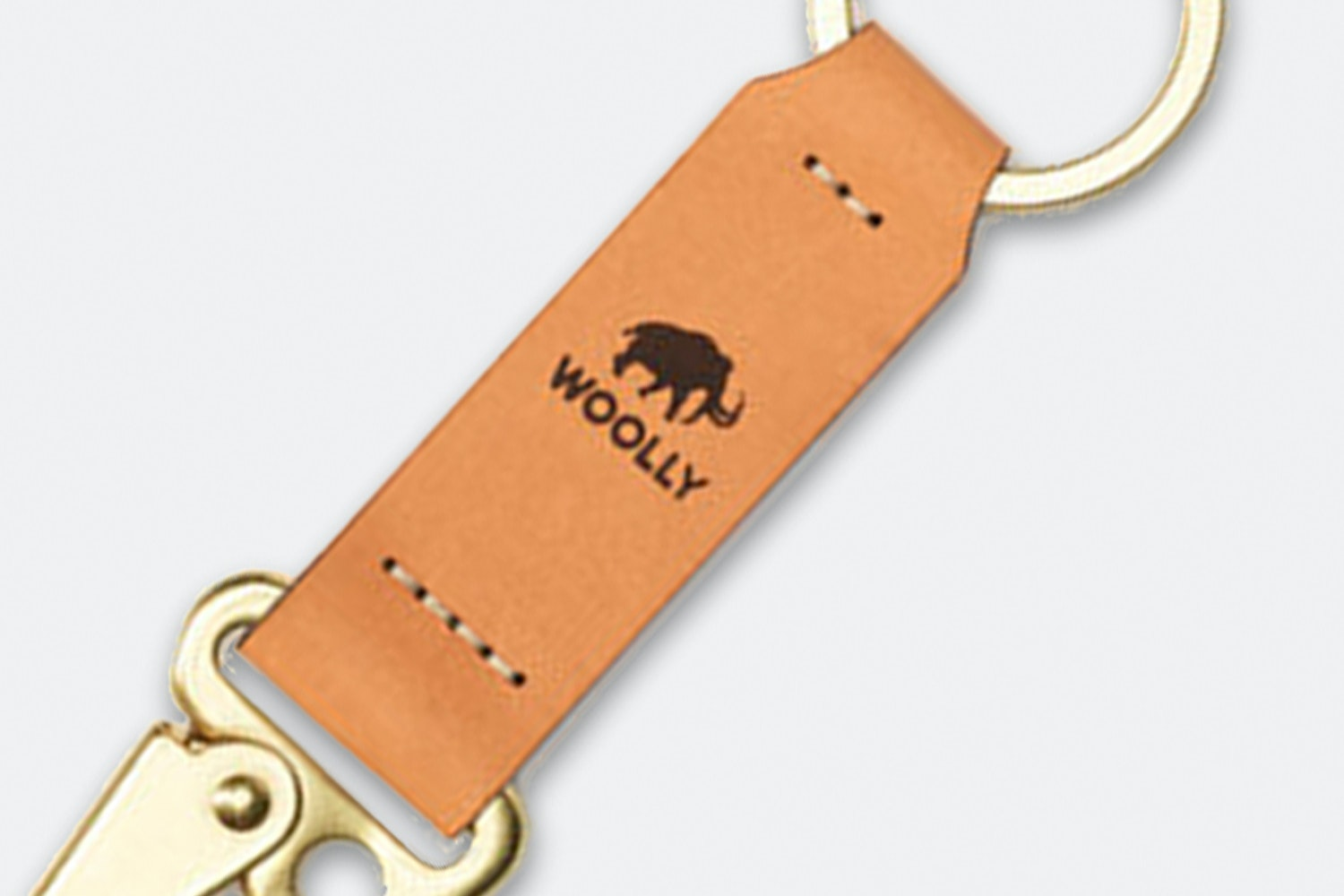 Woolly Keychains