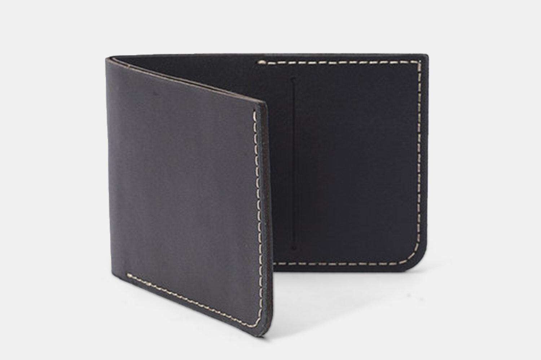 Landscape Wallet - Black
