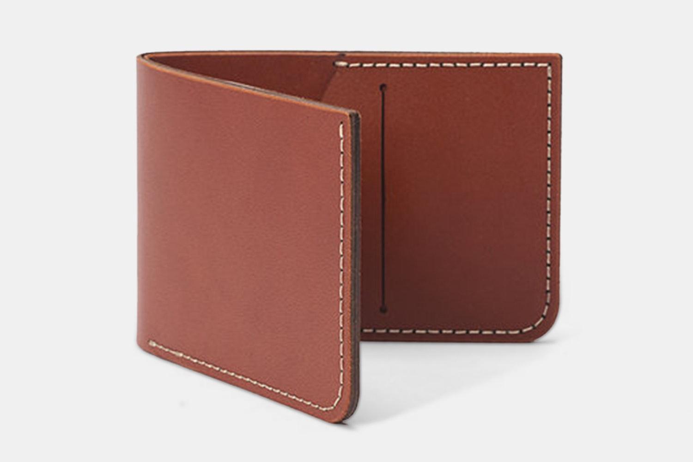 Landscape Wallet - Brown