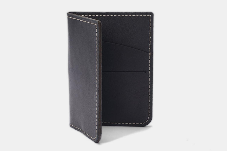 Portrait Wallet - Black