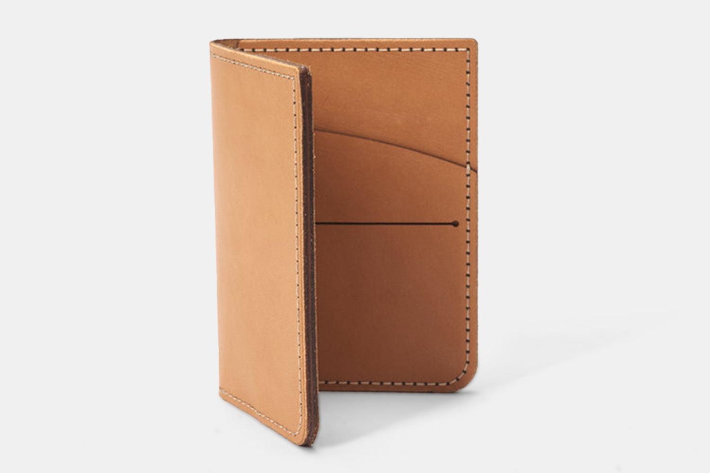 Portrait Wallet - Natural