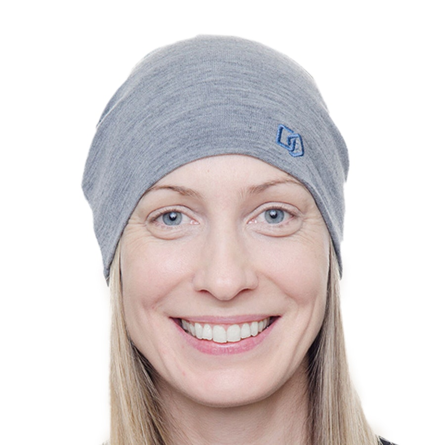 Vega/Astrobee Beanie - Womens Heather Gray (+ $14)