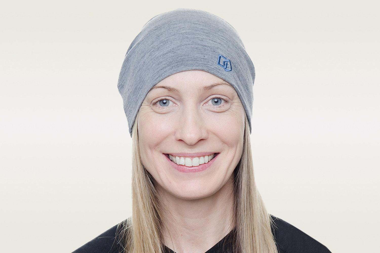 Vega/Astrobee Beanie: Heather Gray