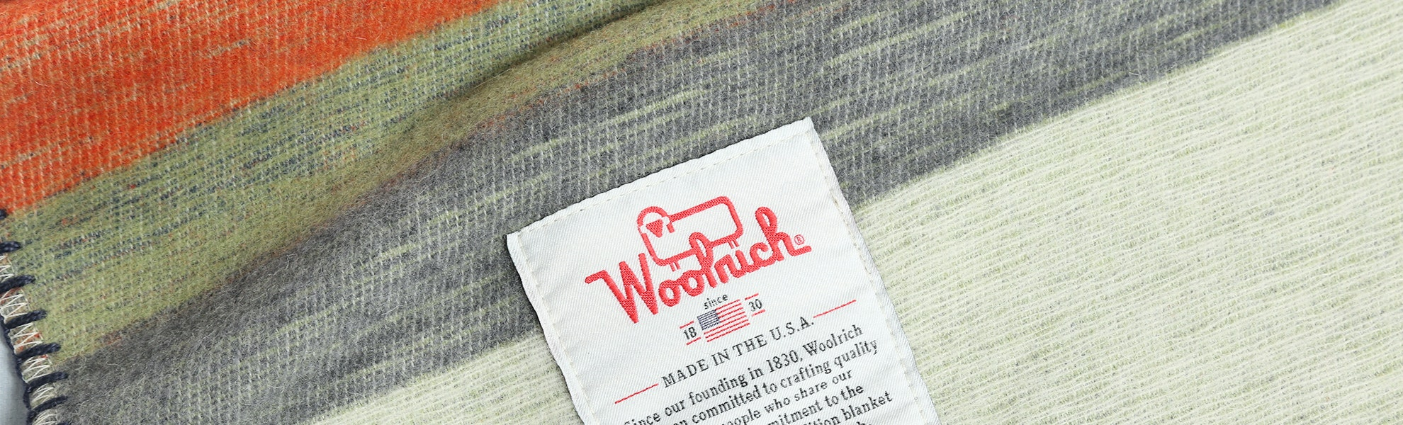 Woolrich Wool Blankets – Anniversary Giveaway