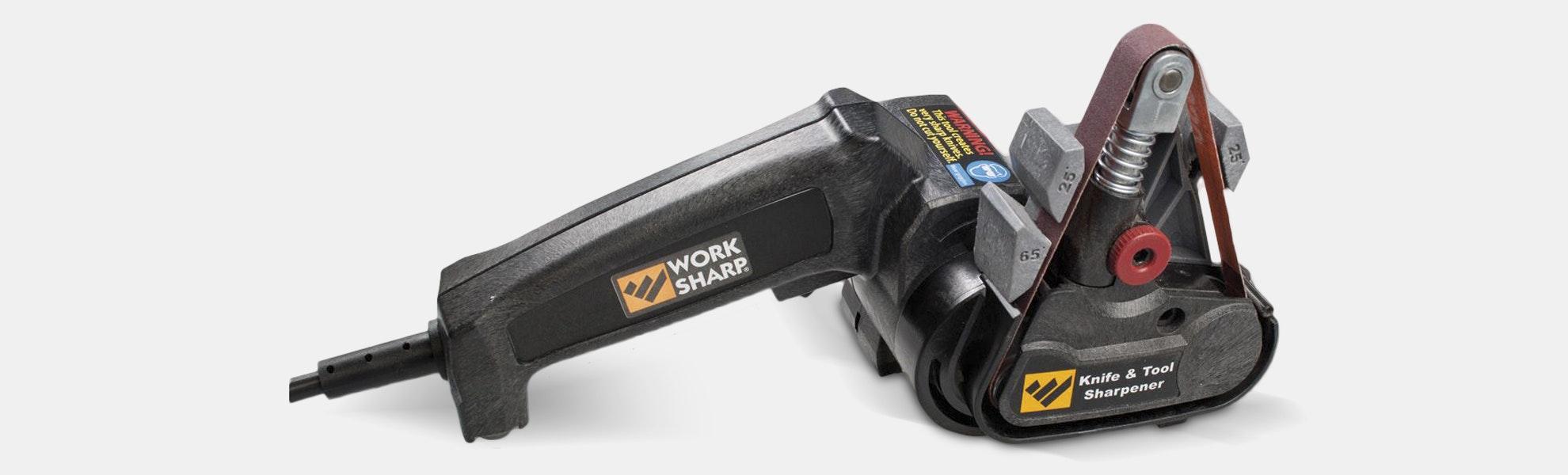 Work Sharp Knife & Tool Sharpening System