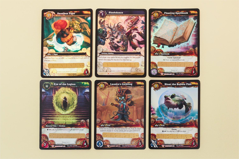World of Warcraft Loot Card Bundle