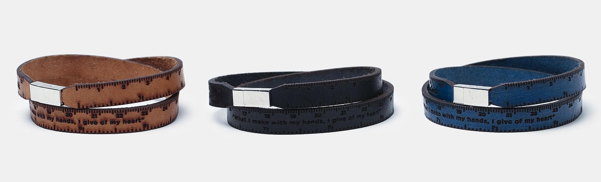 Wrist Ruler Bracelet