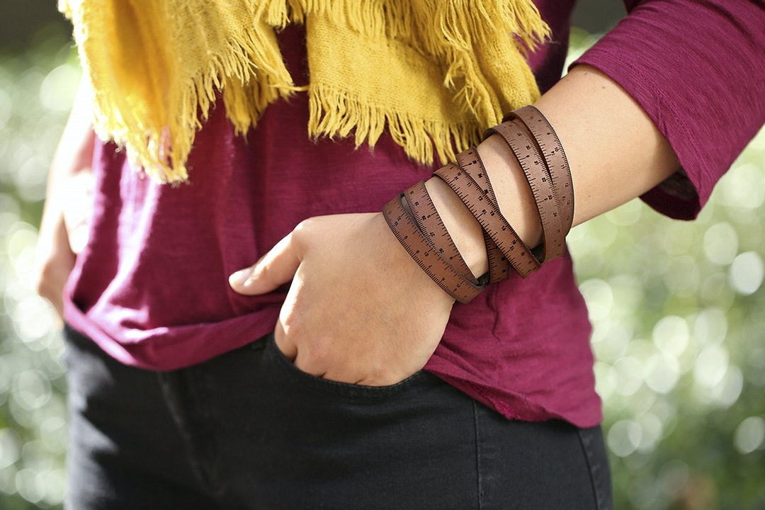 Wrist Ruler Bracelet (Set of 2)
