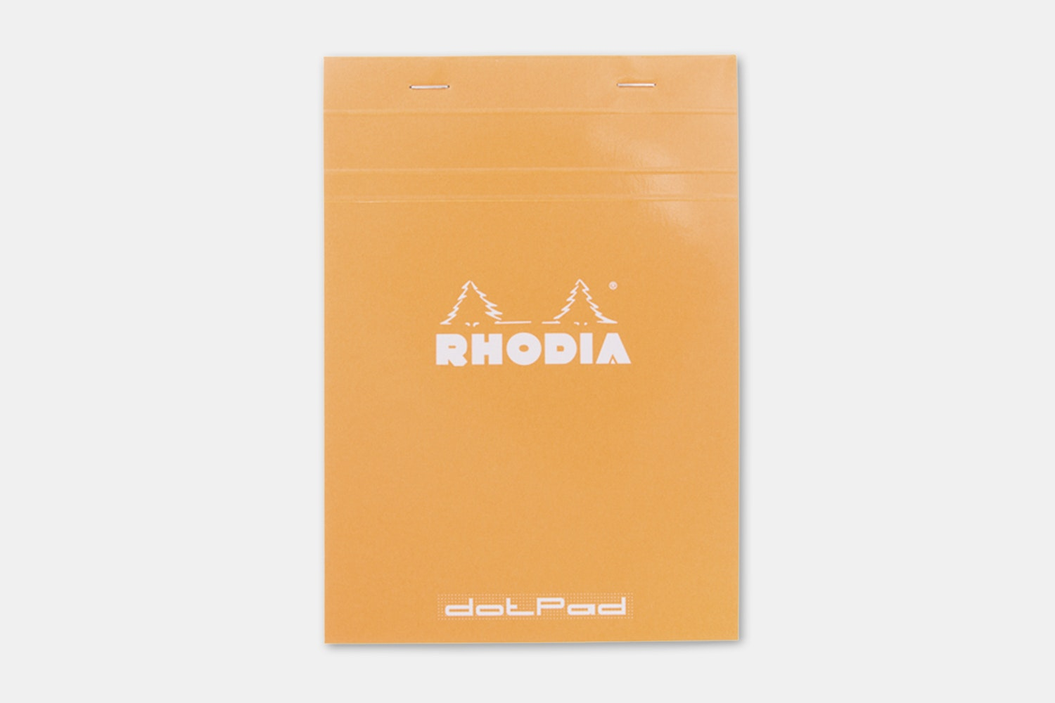 Rhodia No. 18 Notepad - Orange