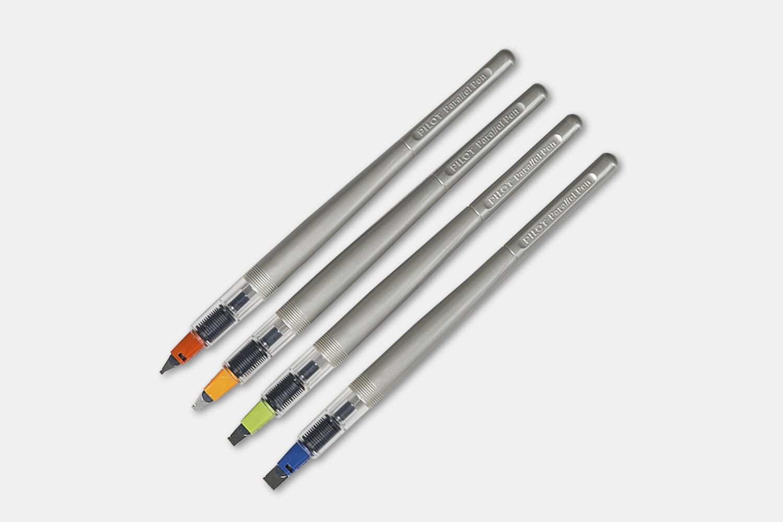 PIlot Parallel calligraphy pen 4-pack
