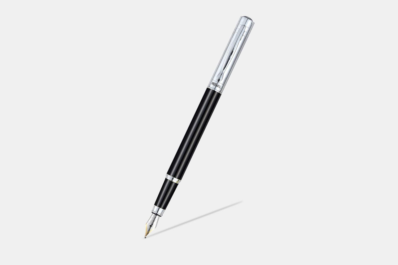 Regal Classic fountain pen in black (extra-fine nib)