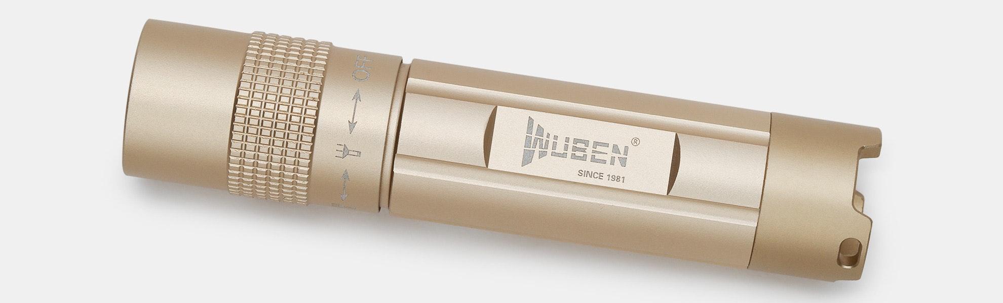 Wuben 260-Lumen EDC Flashlight