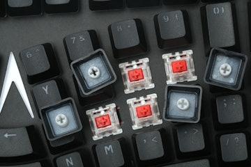 X-Bows Ergonomic Mechanical Keyboard