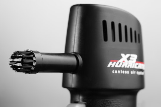 X3 Hurricane Canless Air System