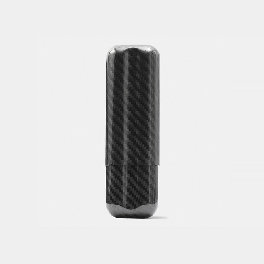 XC Carbon Fiber Cigar Travel Cases