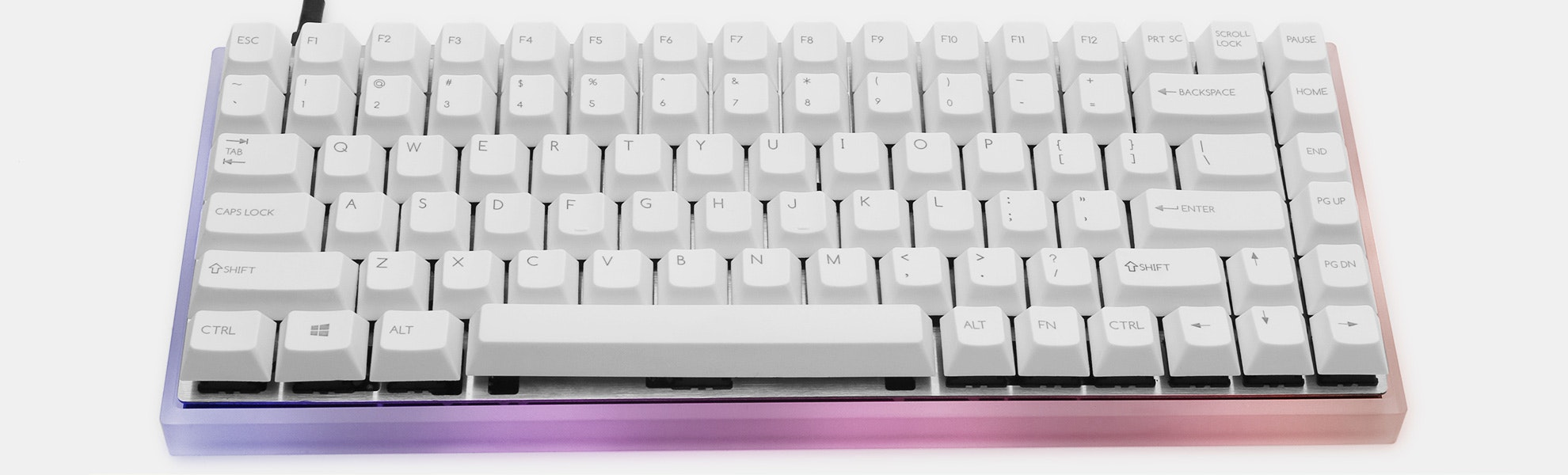 XD84 Custom Mechanical Keyboard Kit