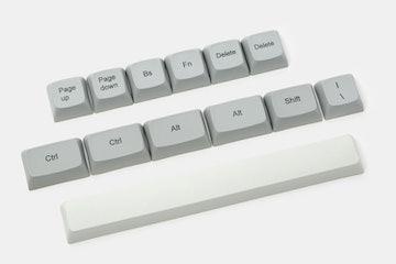 XDA Retro Colorway Set For 84-Keys